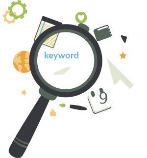Stand out on Google with the right keywords